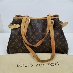 Authentic Louis vuitton Bartingnoles Horizontal